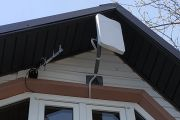 Подключение интернета рядом с п. Рождествено